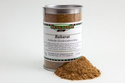 Baharat (Arabische Gewürzzubereitung)