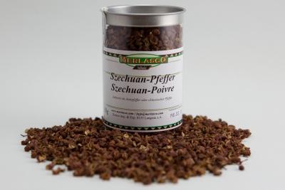 Szechuan-Pfeffer (Anispfeffer / Chinesischer Pfeffer) (Zanthoxylum piperitum)