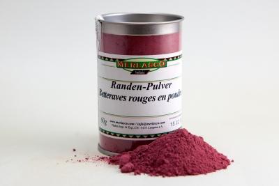 Randenpulver (Beta vulgaris)