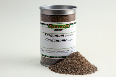 Kardamomsamen gemahlen (Elettaria cardamomum)