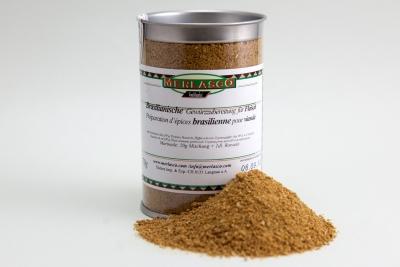 Brasilianische Gewürzzubereitung für Fleisch (Tempero)