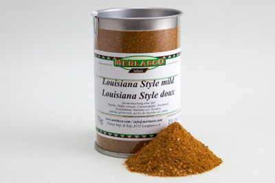 Louisiana Style mild - Gewürzmischung