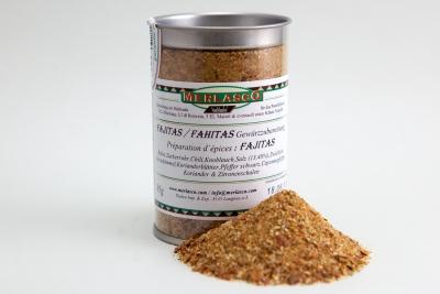 Fajitas/Fahitas (Mexikanische Gewürzzubereitung)