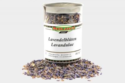 Lavendelblüten (Lavandula officinalis, Lavandula angustifolia)
