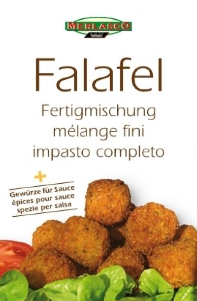 Falafel Fertigmischung vegan, gluten-/laktosefrei