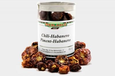 Chili-Habanero (Habanero Capiscum chinese)