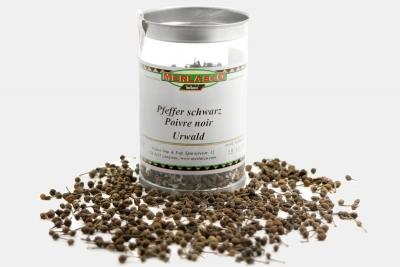 Pfeffer schwarz - Voatsiperifery (Urwaldpfeffer Madagaskar) (Piper borbonense)