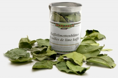 Kaffirlimettenblätter (gefriergetrocknet) (Citrus hystrix)