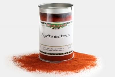 Paprika Delikatess (Capiscum annuum)