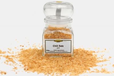 Chili Salz, grob