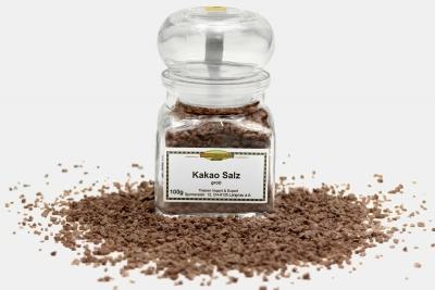 Kakao Salz, grob