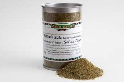 Sellerie-Salz (Gewürzzubereitung)