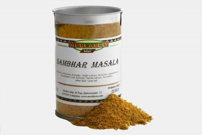 Sambhar Masala Gewürzmischung ohne Salz