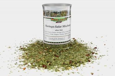 Moringa Gewürzmischung für Salat (ohne Salz)
