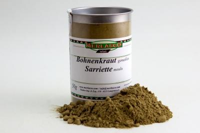 Bohnenkraut gemahlen (Satureja montana)